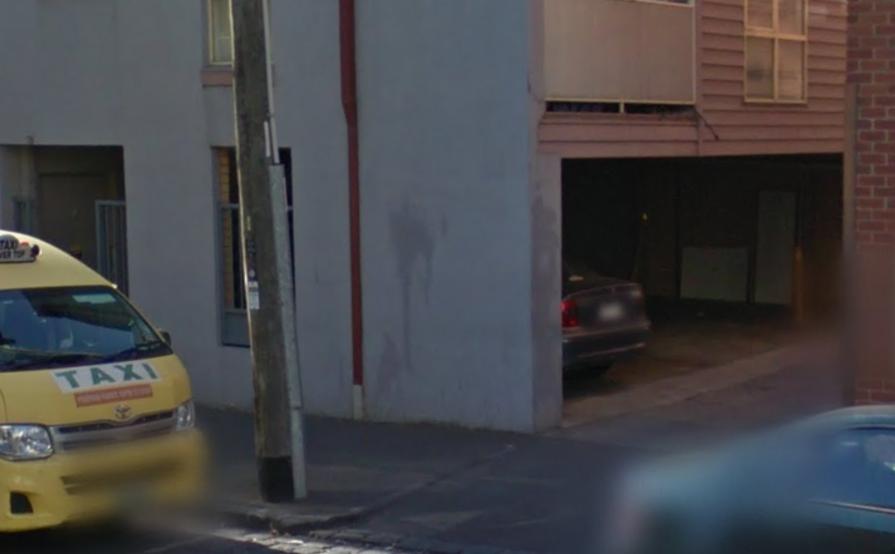parking on Spencer St in West Melbourne VIC 3003