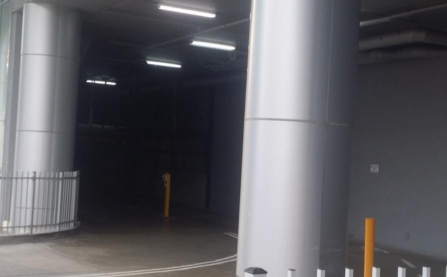 Lock up garage parking on Railway Parade in Burwood NSW 2134