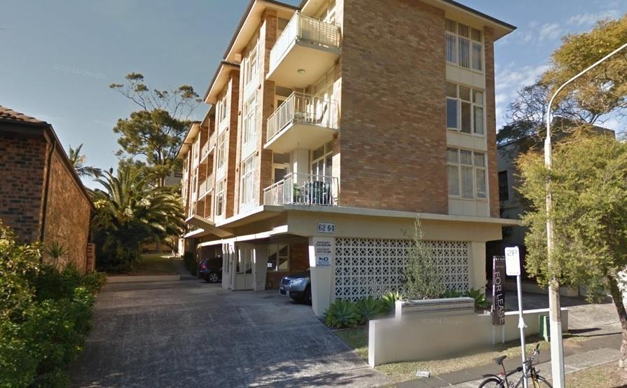 parking on Simpson St in Bondi Beach NSW 2026