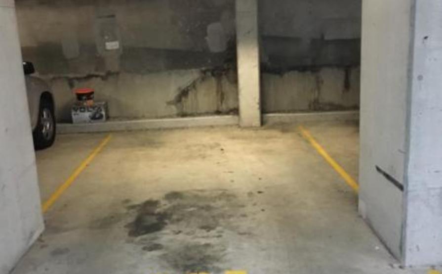 Lock up garage parking on Hassall St in Parramatta