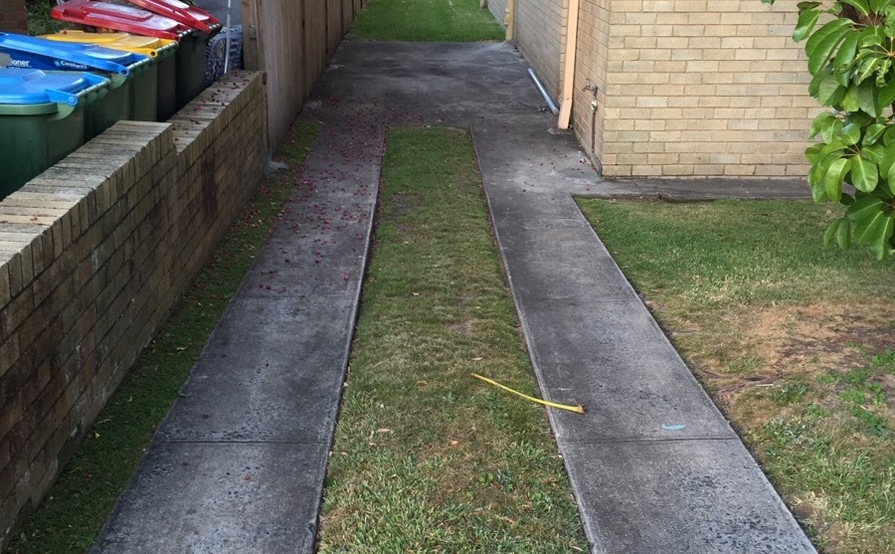 parking on Grafton Cres in Dee Why