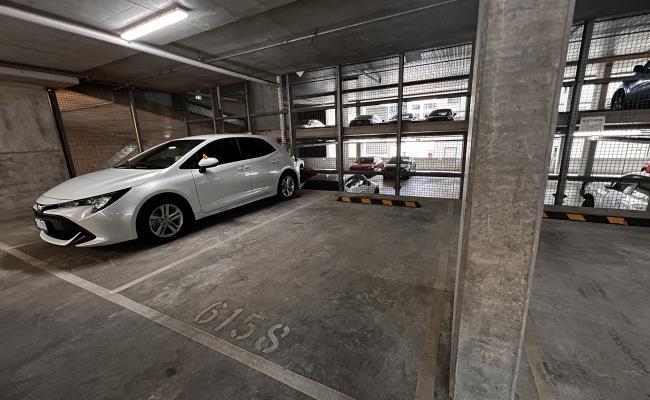 Carpark on A'beckett Street Level 4