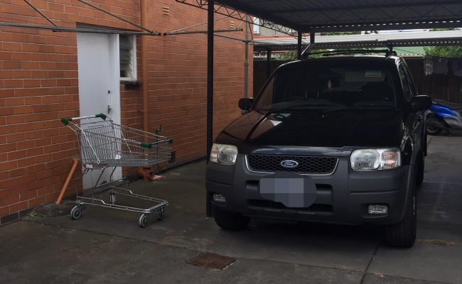 Undercover parking on Adelaide St in Murrumbeena