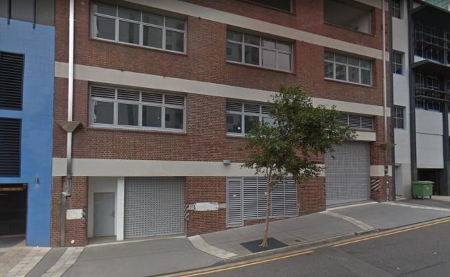Lock up garage parking on Adelaide Street in Brisbane City QLD