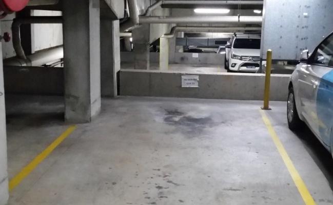 Lock up garage parking on Aird St in Parramatta