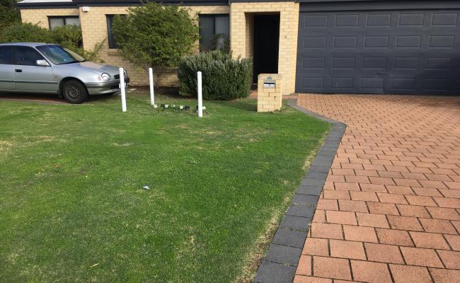Outside parking on Albert Street in Balcatta Western Australia