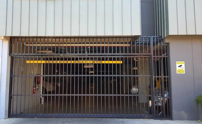 Indoor lot parking on Albert Street in Brunswick East Victoria