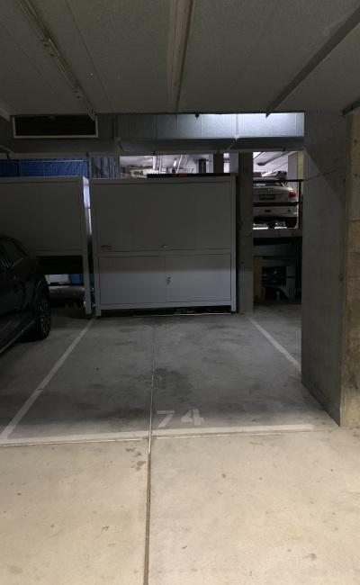 Indoor lot parking on Albion Street in Surry Hills