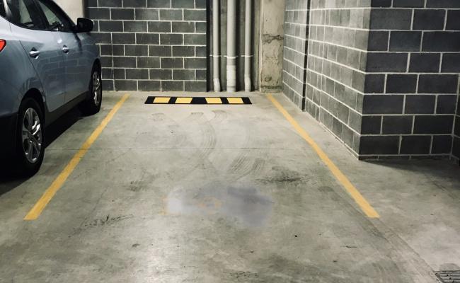 Indoor lot parking on Allen Street in Harris Park