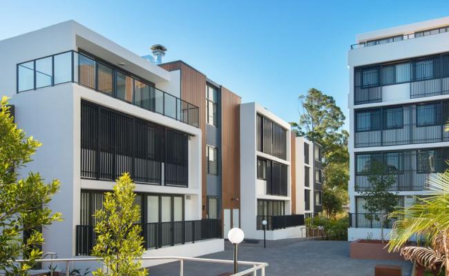 Indoor lot parking on Allengrove Crescent in North Ryde NSW