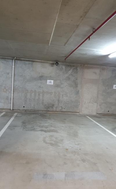 Indoor parking space in CBD