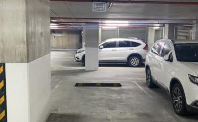 Secure basement carpark, Fortitude Valley
