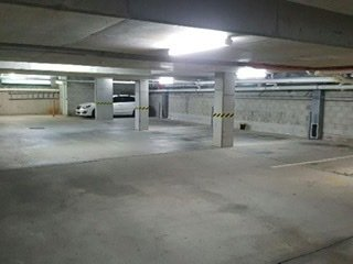 Indoor lot parking on Anzac Parade in Kensington New South Wales