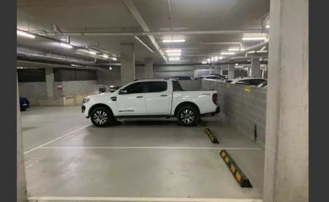 Indoor lot parking on Archibald Avenue in Waterloo New South Wales
