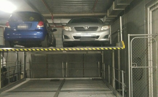Undercover parking on Archibald Street in Box Hill VIC