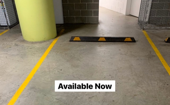 Indoor lot parking on Australia Avenue in Sydney Olympic Park NSW