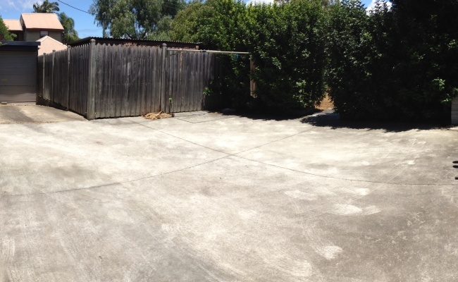 Driveway parking on Balmain Road in Leichhardt NSW