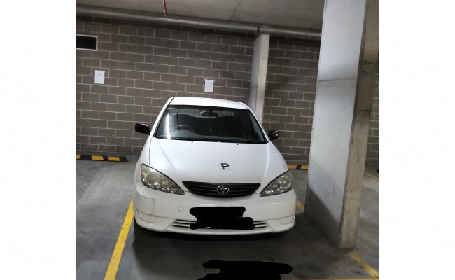 Undercover parking on Barr Street in Camperdown NSW