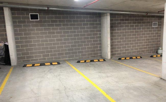 Indoor lot parking on Barr Street in Camperdown