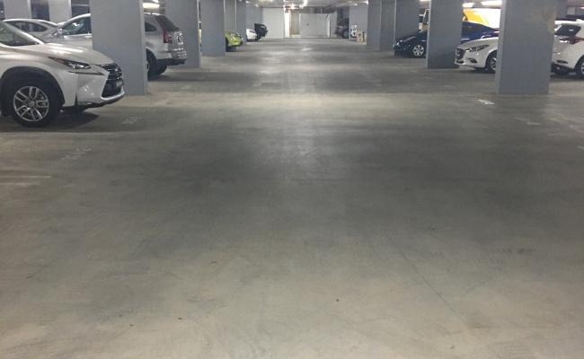 Indoor lot parking on Batman Street in Braddon Australian Capital Territory
