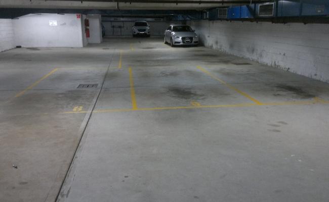 Undercover parking on Belgrave St in Kogarah