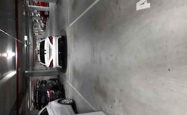 Indoor Secure Parking space at Kogarah
