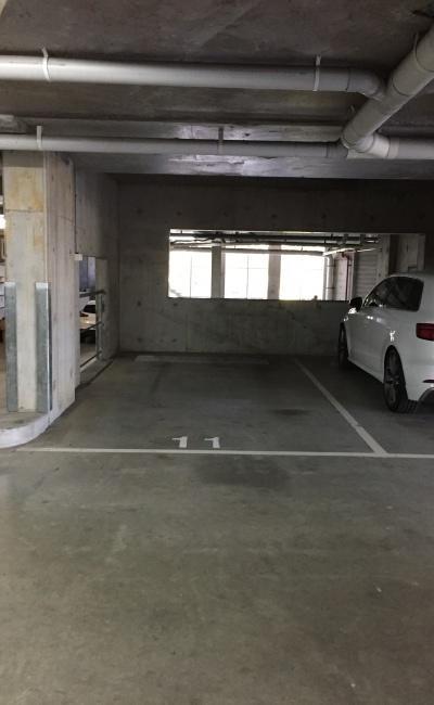 Indoor lot parking on Bellevue Road in Bellevue Hill