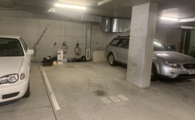 Indoor lot parking on Bellevue Street in Newcastle West New South Wales 2302