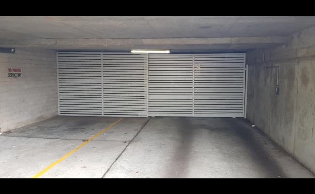 Secured parking space near Burwood station