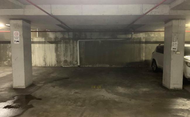 Indoor lot parking on Belmore Street in Burwood