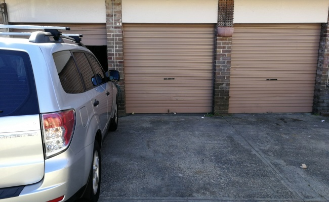 Driveway parking on Bennett Street in Bondi NSW