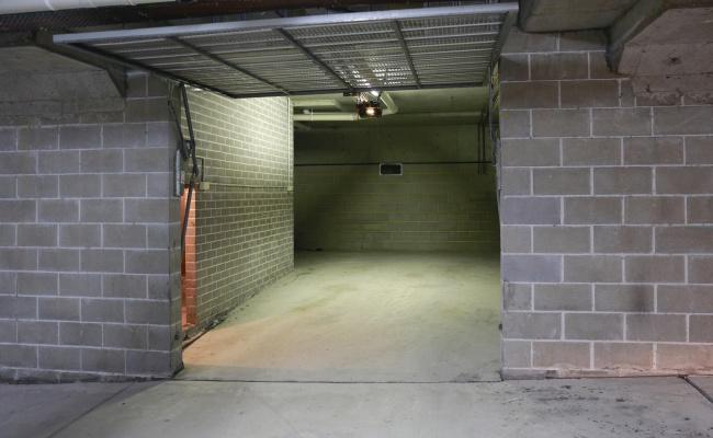 Lock up garage parking on Bertram Street in Chatswood New South Wales 2067