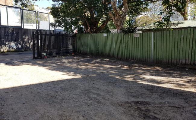 Outdoor lot parking on Blair St in Bondi Beach NSW 2026