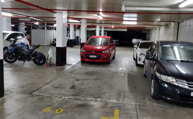Convenient Parking Space nearby Wolli Creek Station