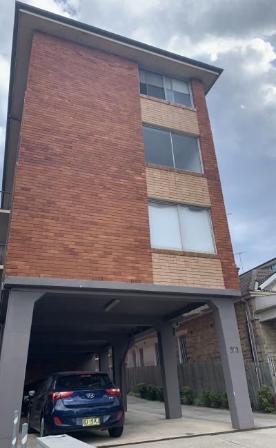 Indoor lot parking on Bondi Rd in Bondi NSW 2026