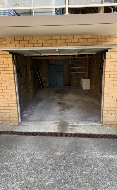 Lock up garage parking on Bondi Road in Bondi New South Wales 2026