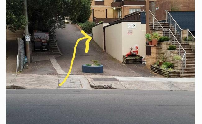Outdoor lot parking on Boronia Street in Kensington