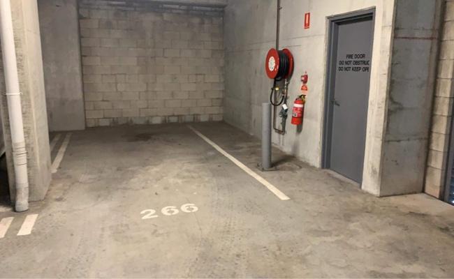 Indoor lot parking on Boundary Street in Brisbane City Queensland