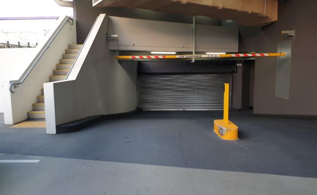 Indoor lot parking on Boundary Street in South Brisbane Queensland