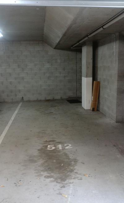 Indoor lot parking on Boundary Street in Spring Hill Queensland