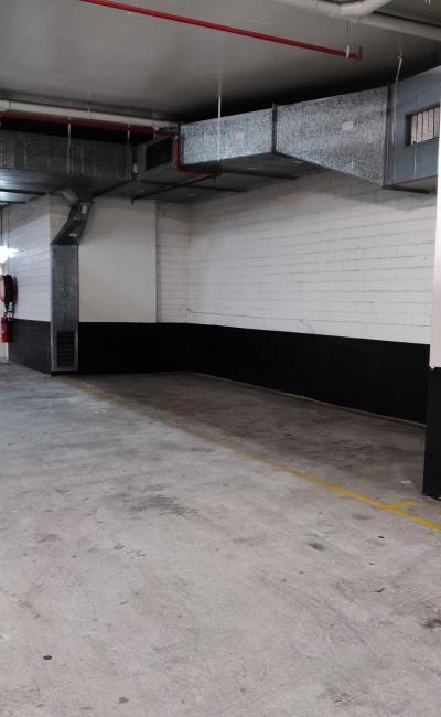 Indoor lot parking on Bourke Street in Waterloo New South Wales