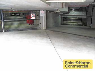 Indoor lot parking on Bowen Street in Spring Hill Queensland