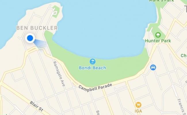 2 mins to beach, North Bondi undercover parking