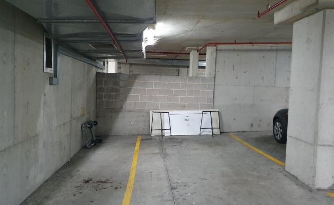 Undercover parking on Brisbane St in Surry Hills NSW 2010
