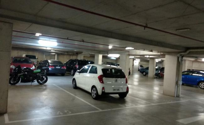 24/7 Secure Car Space