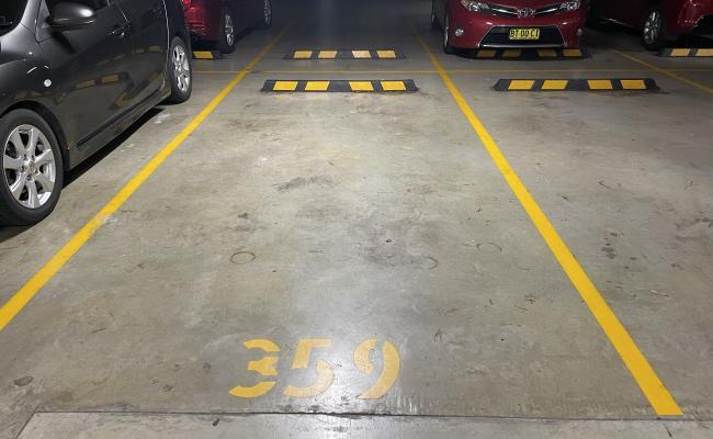 Secure Parking Spot Parramatta.