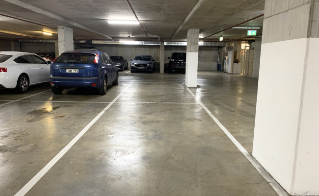 Indoor lot parking on Brown Street in Ashfield