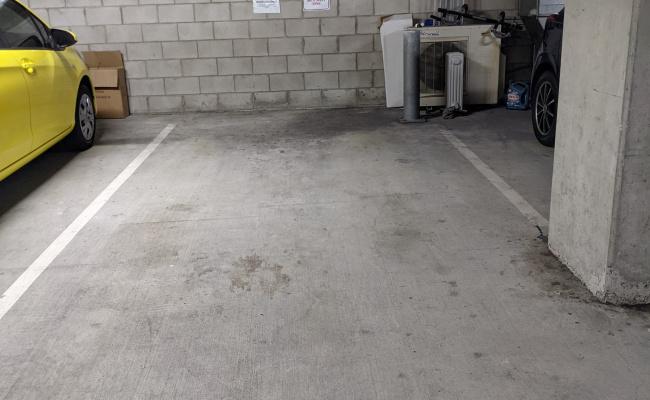 Undercover parking on Brunswick Street in Fortitude Valley Queensland