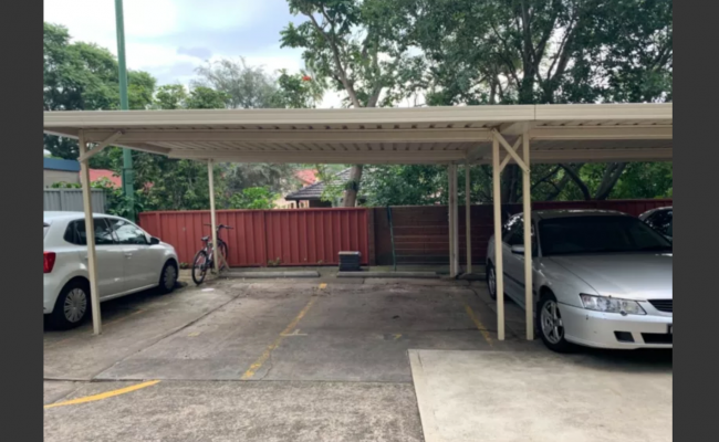 Leichhardt - Safe Carport near MarketPlace Mall