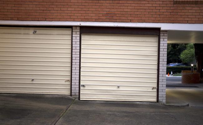 Lock up garage parking on Cambridge Street in Stanmore NSW